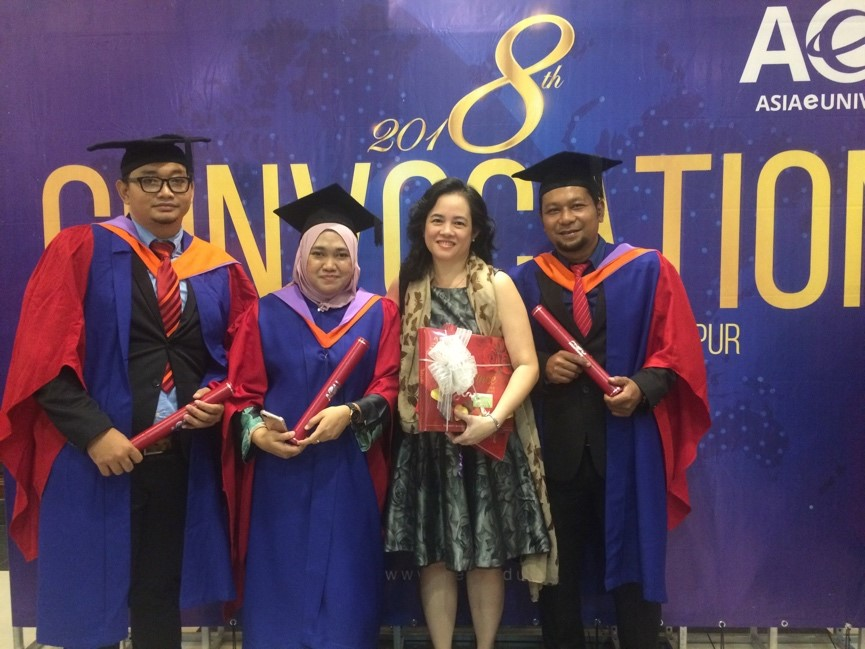 AEU Convocation photos 2019